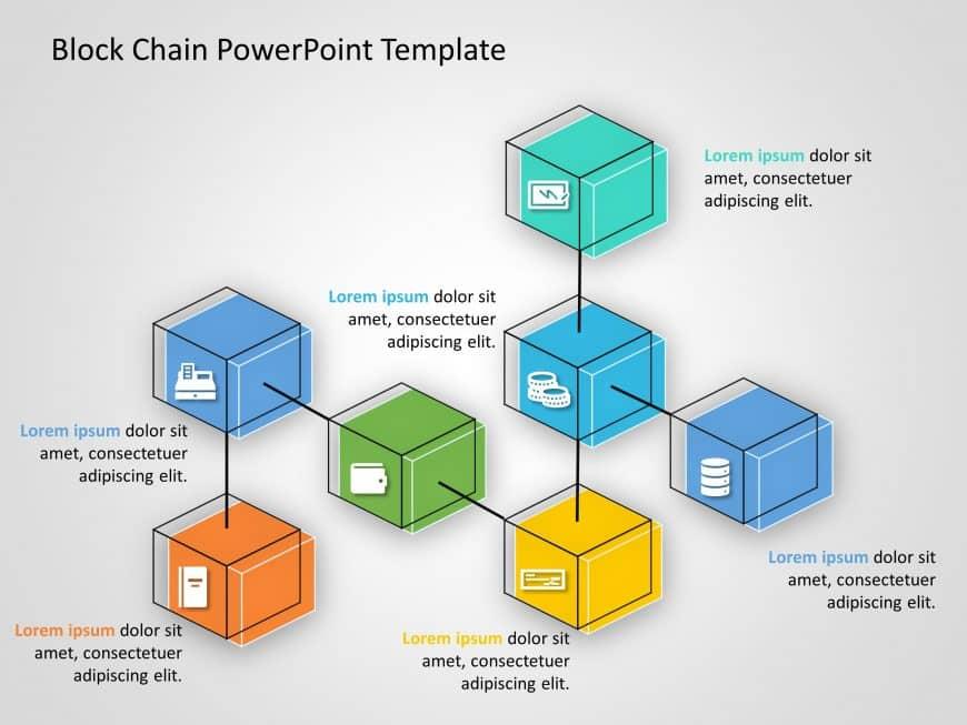 Blockchain PowerPoint Template 11