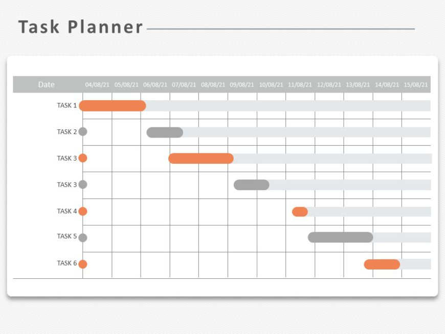 Task Planner & Daily Report