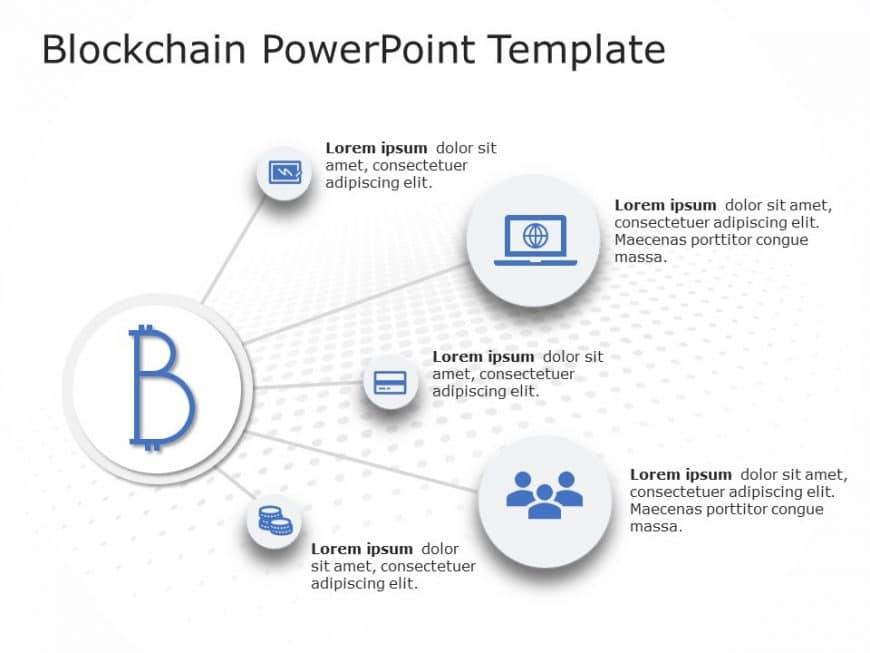 Blockchain PowerPoint Template 14