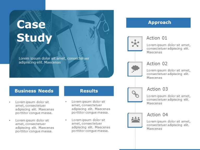 Case Study PowerPoint Template 19