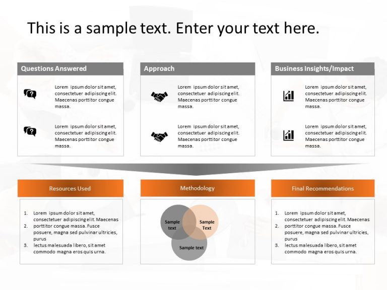 Detailed Case Study Template