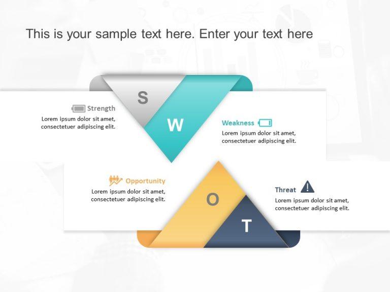 Free SWOT Analysis Template