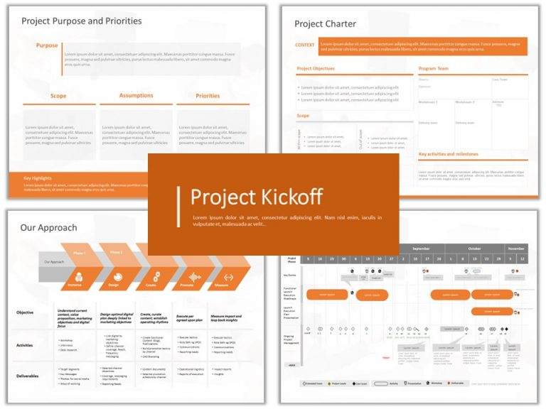 Project Kick Off Presentation