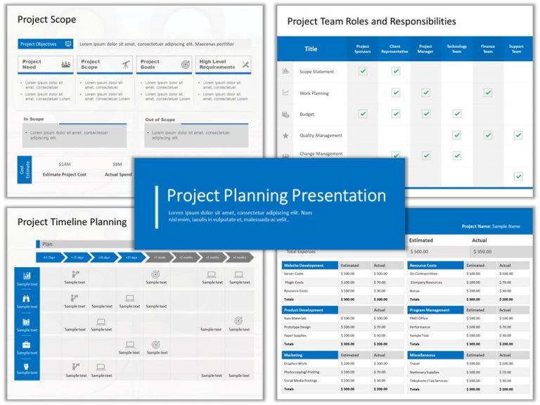 Project Planning Presentation