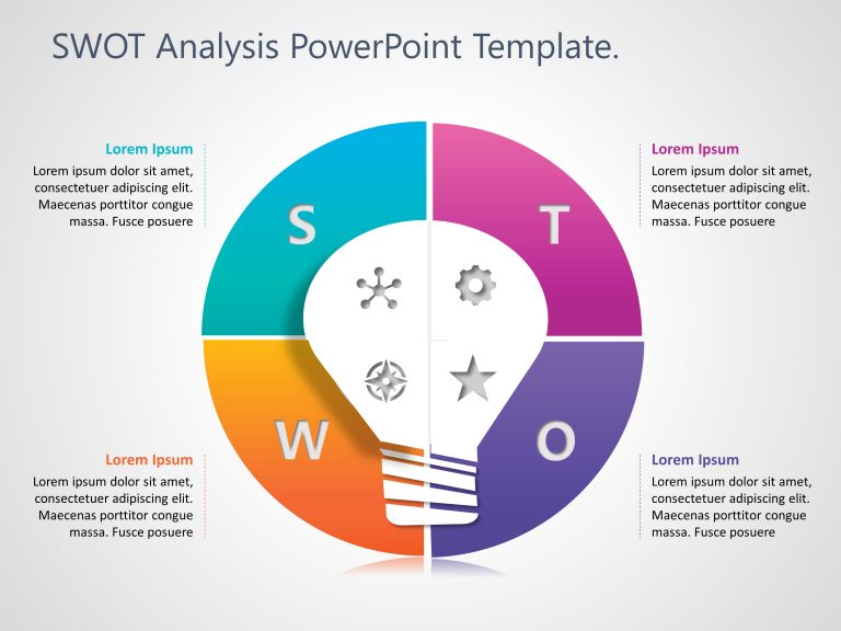 SWOT Analysis PowerPoint Template 28