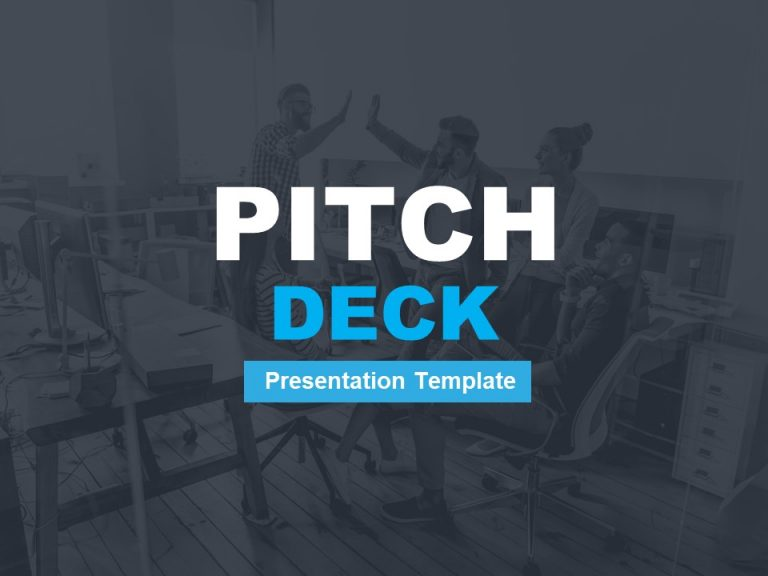Startup Pitch Deck 4
